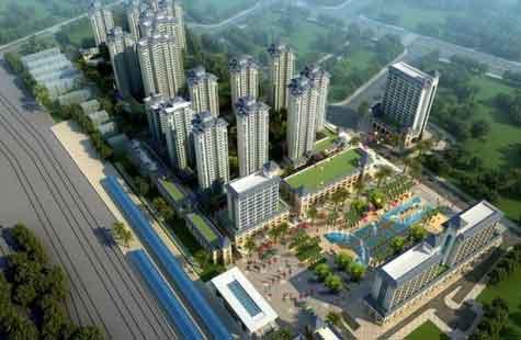 盘点来宾房地产之老城区房地产发展状况 原创文章